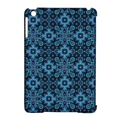 Abstract Pattern Design Texture Apple Ipad Mini Hardshell Case (compatible With Smart Cover) by Nexatart