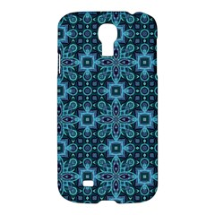 Abstract Pattern Design Texture Samsung Galaxy S4 I9500/i9505 Hardshell Case by Nexatart