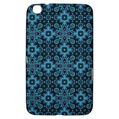 Abstract Pattern Design Texture Samsung Galaxy Tab 3 (8 ) T3100 Hardshell Case  by Nexatart