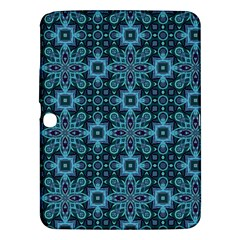 Abstract Pattern Design Texture Samsung Galaxy Tab 3 (10 1 ) P5200 Hardshell Case  by Nexatart