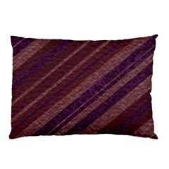 Stripes Course Texture Background Pillow Case (two Sides)