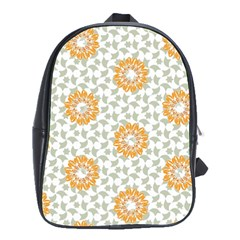 Stamping Pattern Fashion Background School Bags(large)