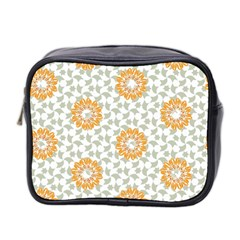 Stamping Pattern Fashion Background Mini Toiletries Bag 2 Side by Nexatart