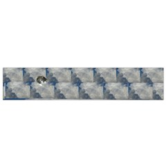 Kitten In The Clouds Flano Scarf (small)