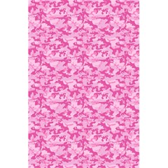 Shocking Pink Camouflage Pattern 5 5  X 8 5  Notebooks by tarastyle