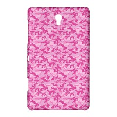Shocking Pink Camouflage Pattern Samsung Galaxy Tab S (8 4 ) Hardshell Case  by tarastyle