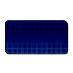 Blue Dot Medium Bar Mats by PhotoNOLA