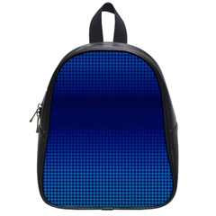 Blue Dot School Bags (small)  by PhotoNOLA