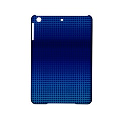 Blue Dot Ipad Mini 2 Hardshell Cases by PhotoNOLA