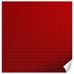 Redc Canvas 16  X 16   by PhotoNOLA
