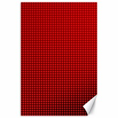 Redc Canvas 24  X 36  by PhotoNOLA