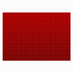 Redc Large Glasses Cloth (2 Side) by PhotoNOLA