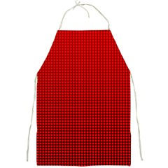 Redc Full Print Aprons by PhotoNOLA
