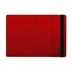 Redc Apple Ipad Mini Flip Case by PhotoNOLA