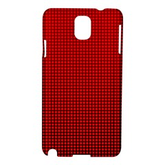 Redc Samsung Galaxy Note 3 N9005 Hardshell Case by PhotoNOLA