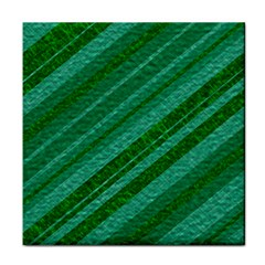 Stripes Course Texture Background Tile Coasters