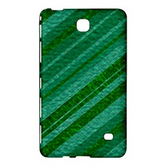 Stripes Course Texture Background Samsung Galaxy Tab 4 (7 ) Hardshell Case  by Nexatart