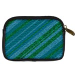 Stripes Course Texture Background Digital Camera Cases Back