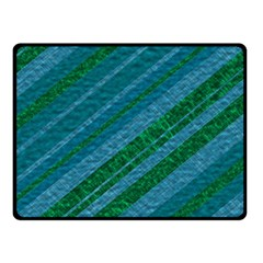 Stripes Course Texture Background Fleece Blanket (small) by Nexatart