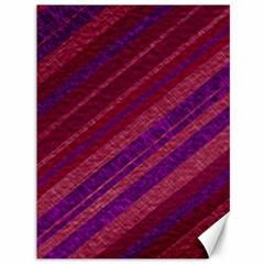 Stripes Course Texture Background Canvas 36  X 48   by Nexatart