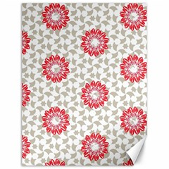Stamping Pattern Fashion Background Canvas 12  X 16
