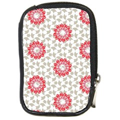 Stamping Pattern Fashion Background Compact Camera Cases by Nexatart