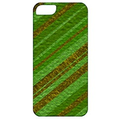 Stripes Course Texture Background Apple Iphone 5 Classic Hardshell Case