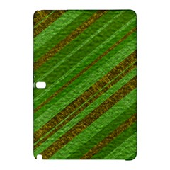 Stripes Course Texture Background Samsung Galaxy Tab Pro 10 1 Hardshell Case by Nexatart