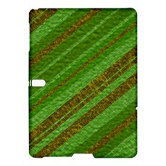 Stripes Course Texture Background Samsung Galaxy Tab S (10 5 ) Hardshell Case