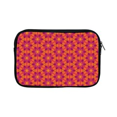 Pattern Abstract Floral Bright Apple Ipad Mini Zipper Cases by Nexatart