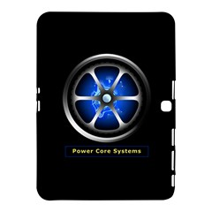 Power Core Samsung Galaxy Tab 4 (10 1 ) Hardshell Case  by linceazul