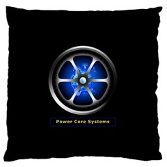 Power Core Standard Flano Cushion Case (one Side)