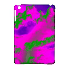 Sky Pattern Apple Ipad Mini Hardshell Case (compatible With Smart Cover) by Valentinaart