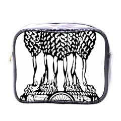 National Emblem Of India  Mini Toiletries Bags by abbeyz71
