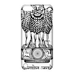 National Emblem Of India  Apple Ipod Touch 5 Hardshell Case With Stand by abbeyz71