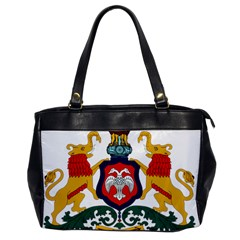 State Seal Of Karnataka Office Handbags by abbeyz71