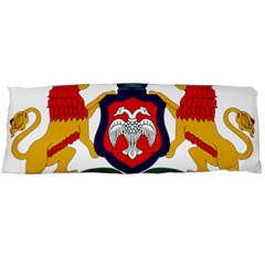State Seal Of Karnataka Body Pillow Case Dakimakura (two Sides) by abbeyz71