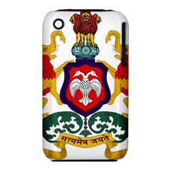 State Seal Of Karnataka Iphone 3s/3gs by abbeyz71