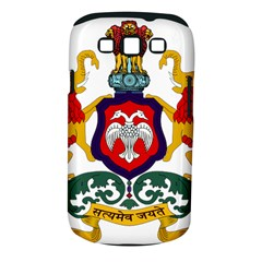 State Seal Of Karnataka Samsung Galaxy S Iii Classic Hardshell Case (pc+silicone) by abbeyz71