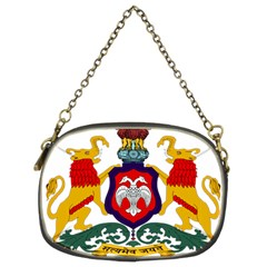State Seal Of Karnataka Chain Purses (two Sides)  by abbeyz71