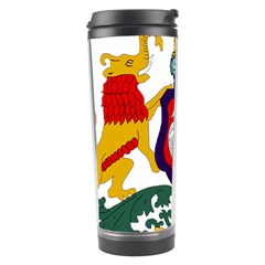 State Seal Of Karnataka Travel Tumbler by abbeyz71
