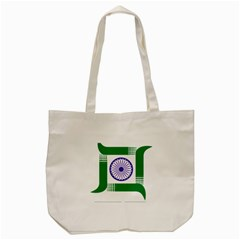 Seal Of Indian State Of Jharkhand Tote Bag (cream) by abbeyz71