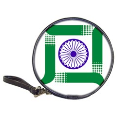 Seal Of Indian State Of Jharkhand Classic 20 Cd Wallets by abbeyz71