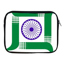 Seal Of Indian State Of Jharkhand Apple Ipad 2/3/4 Zipper Cases by abbeyz71