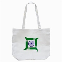 Seal Of Indian State Of Jharkhand Tote Bag (white) by abbeyz71