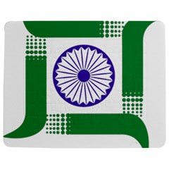 Seal Of Indian State Of Jharkhand Jigsaw Puzzle Photo Stand (rectangular) by abbeyz71