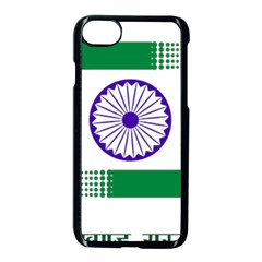 Seal Of Indian State Of Jharkhand Apple Iphone 7 Seamless Case (black) by abbeyz71