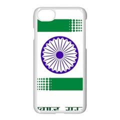 Seal Of Indian State Of Jharkhand Apple Iphone 7 Seamless Case (white) by abbeyz71