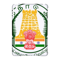 Seal Of Indian State Of Tamil Nadu  Apple Ipad Mini Hardshell Case (compatible With Smart Cover) by abbeyz71