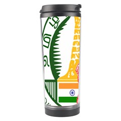 Seal Of Indian State Of Tamil Nadu  Travel Tumbler by abbeyz71